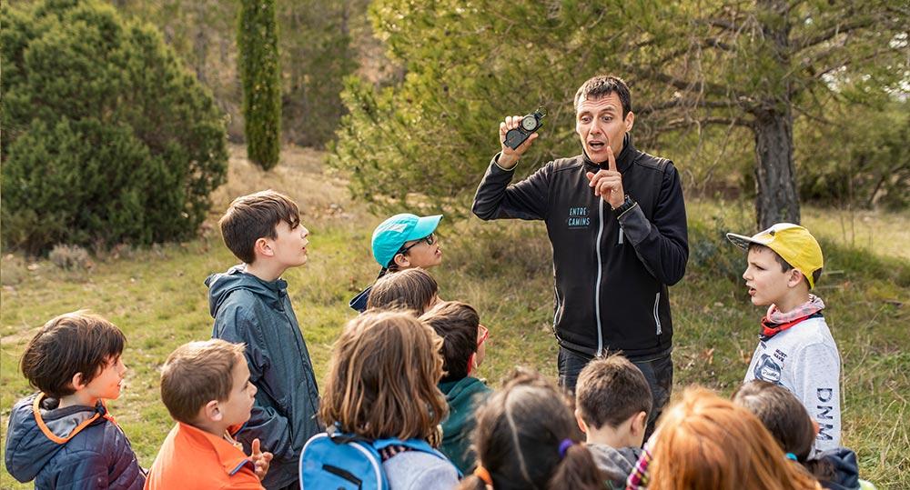 Excursiones y actividades par escuelas