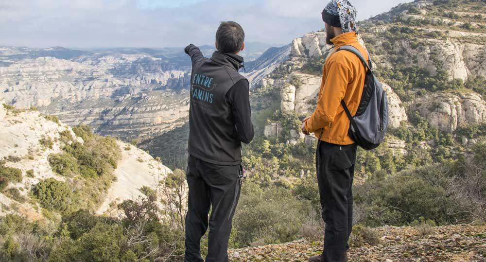 Actividades parque natural sierra del montsant
