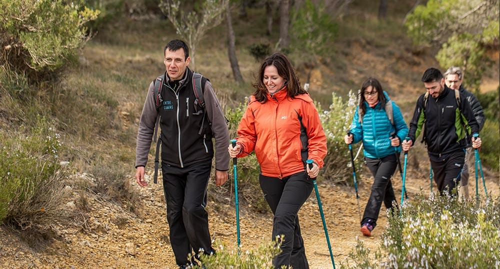 actividades-team-building-tarragona-marcha-nordica